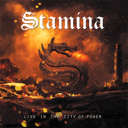 Stamina - Live In The City Of Power (CD/DVD)