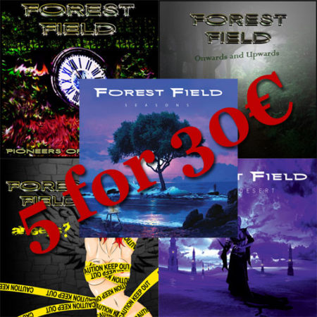 forest field bundle