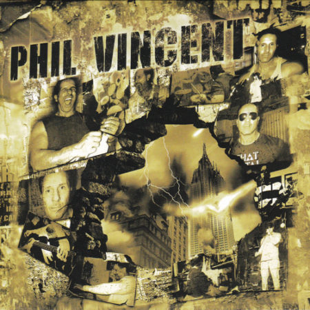 Phil Vincent - XX